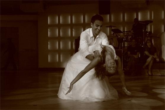 כוריאוגרפיה לריקוד חתונה