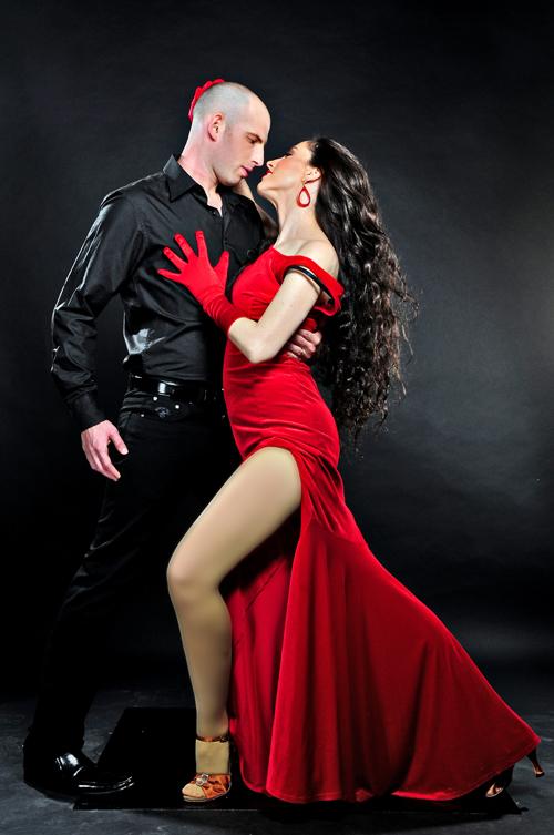 ריקוד טנגו - לרקוד מהלב
