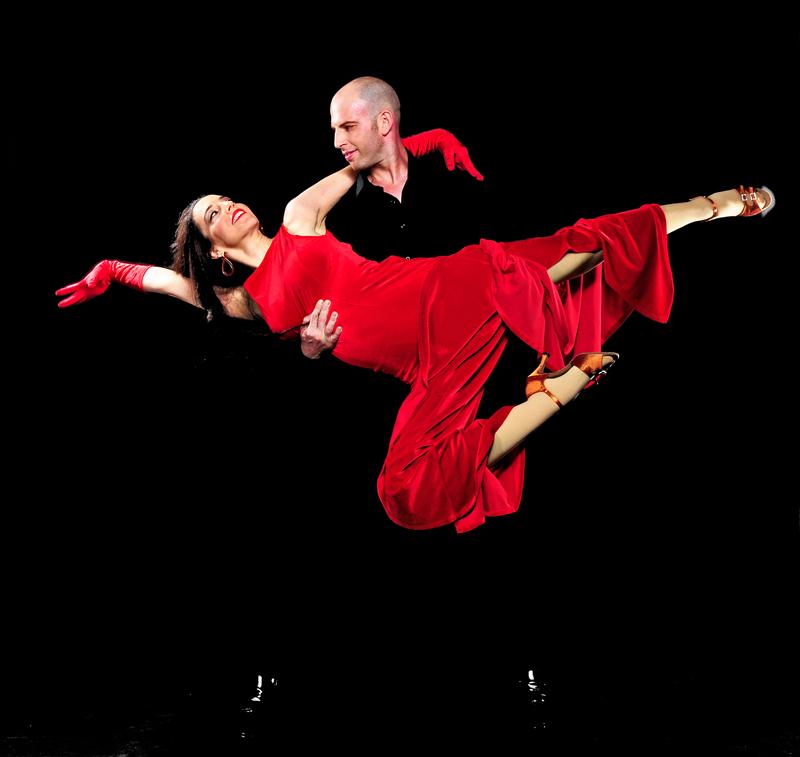 ריקודים סלוניים ולטיניים - סטודיו לרקוד מהלב
