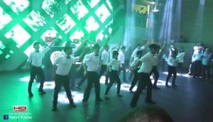 ריקוד פלאש מוב לחתונה - אטרקציה מלהיבה במיוחד