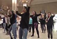 פלאש מוב - Flash Mob
