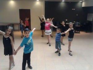 שיעורי ריקודים סלוניים לילדים בתל אביב - סטודיו לרקוד מהלב