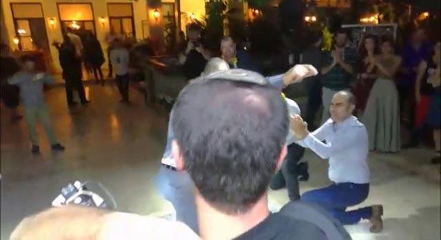 ריקוד חתונה יווני - חסאפיקו