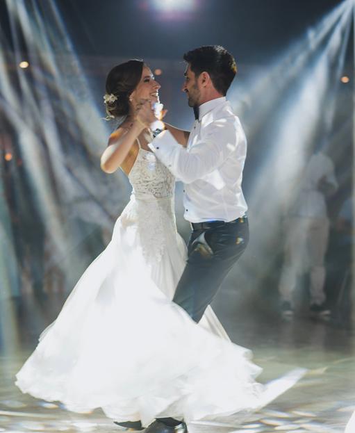 ריקוד חתן כלה מיוחד