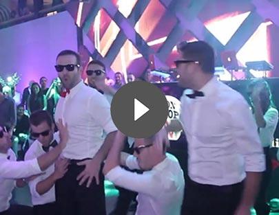 ריקודי פלאש מוב מרגשים, מקצועיים ומושקעים