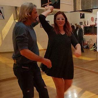 שיעורי ריקוד פרטיים
