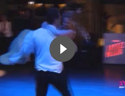 קליפ ריקודי חתונה סטודיו לרקוד מהלב