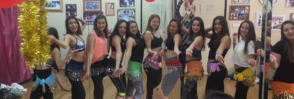 סדנת ריקודי בטן בסטודיו לרקוד מהלב
