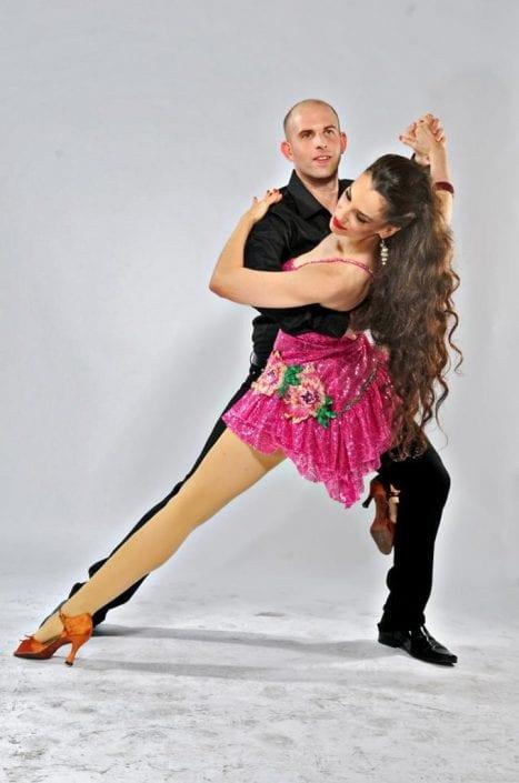 ריקודים סלוניים ולטיניים
