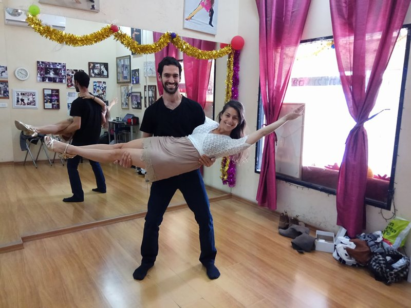 סדנאות ריקוד פרטיות בסטודיו לרקוד מהלב