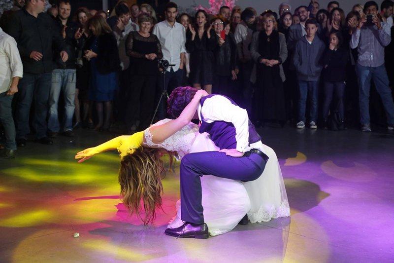 שיעורי ריקוד חתן כלה לחתונה