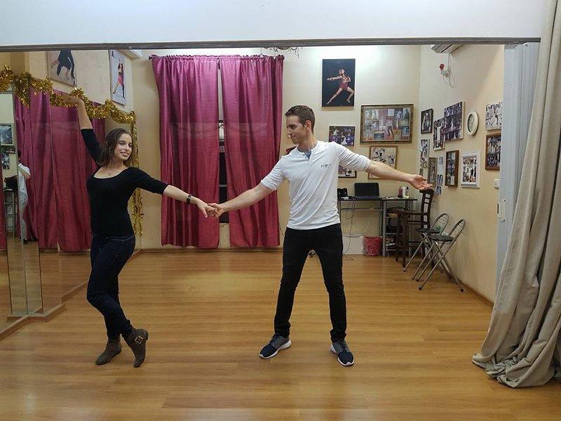 סדנת ריקוד זוגית: ללימוד ריקודי זוגות בסטודיו לרקוד מהלב