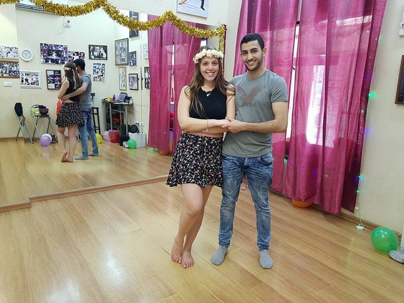 סדנת ריקוד זוגית: לימוד ריקודי זוגות בסטודיו לרקוד מהלב