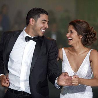 סדנת ריקוד ליום נישואין